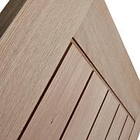 Cottage Oak veneer LH & RH Internal Fire Door, (H)1981mm (W)838mm