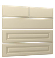 Cooke & Lewis Traditional cream Heritage Cream 2 over 3 drawer chest front pack (W)896mm