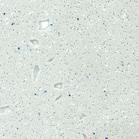 Earthstone Slate effect Grey Worktop edging strip, (L)800mm