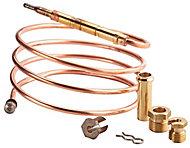 Plumbsure Threaded universal thermocouple (Dia)900mm