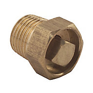 Plumbsure Brass Air vent (Dia)3.2mm
