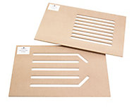 Acrylic & chipboard For all solid kitchen worktops Drainer groove jig (W)600mm (T)18mm