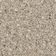 28mm Cooke & Lewis Taurus Beige Laminate Worktop (L)2m (D)365mm