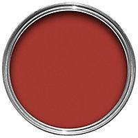 Fortress Tile red Matt Brick & tile paint, 0.75L