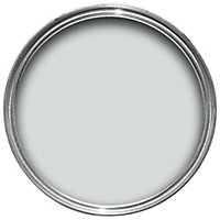 B&Q Cool grey Matt Emulsion paint 2.5L