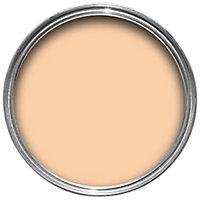 B&Q Apricot Matt Emulsion paint 2.5L