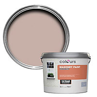 Colours Pebble Smooth Masonry paint 5L