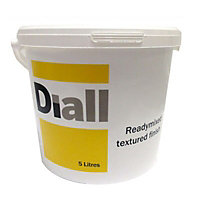 Diall Ready mixed textured finish 5L