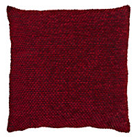 04102014 CARPEL CUSHION 48X48CM RED