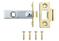 B&Q Tubular latch (L)64mm