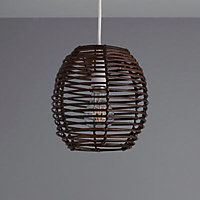 Toulouse Brown Light shade (D)202mm