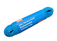 B&Q Replacement rotary airer line 60m