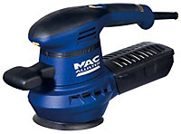 Mac Allister Corded 450W 230V Random orbit sander HB450RS