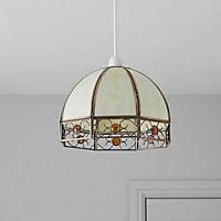 Tiffany Ivory Pendant Ceiling light