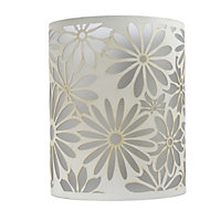 Colours Boom Beige Floral Light shade (D)200mm