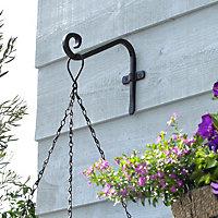 B&Q 230mm Hanging basket bracket