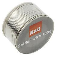 Solder wire, 100g
