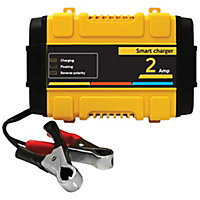 Torq 2A Car Battery charger