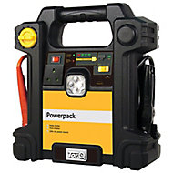 Torq 300A Amp Jump starter with compressor
