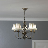 Empire Cream Candle Light shade (D)150mm