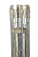 B&Q 4 arm rotary airer 50m