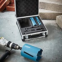 Erbauer 8 piece Diamond Core drill set