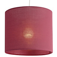 Colours Haymarket Fuchsia Light shade (D)200mm