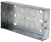 SKIP20PP LAP INSTALL BOX GALV STEEL 2G