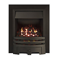 Ignite Westerly Black Gas Fire