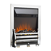 Sirocco Fairfield Black Switch Inset Electric fire