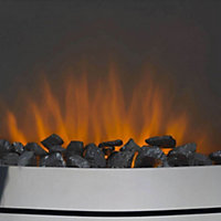 Sirocco Maine LED Remote control Electric fire