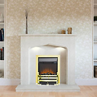 Sirocco Westerly LED Remote control Electric fire