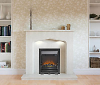 Sirocco Fairfield LED Remote control Electric fire