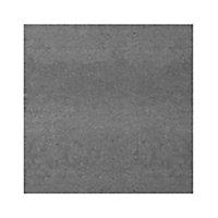 Imperiali Anthracite Porcelain Floor tile, Pack of 3, (L)600mm (W)600mm