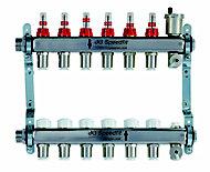 JG Speedfit 10 ports Manifold