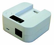 JG Aura Heating control
