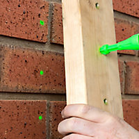 Marxman Green Multi-surface Line-marking spray paint