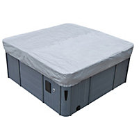 "Canadian Spa Cover guard Compatible with spas sized 78"" x 78"" or less."