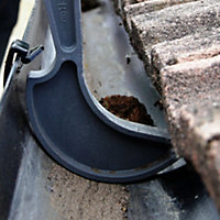 PROGUTTER Half round gutter clearing tool (L)160mm (W)85mm