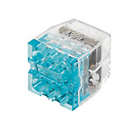 Ideal Blue 24A In-line wire connector, Pack of 50