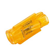 Ideal Orange 32A In-line wire connector, Pack of 100