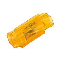 Ideal Orange 32A In-line wire connector, Pack of 10