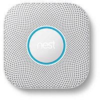 Nest Smartphone display Protect Smoke & CO Alarm, Pack of 3