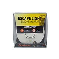 FireAngel Smoke Alarm with Escape Light