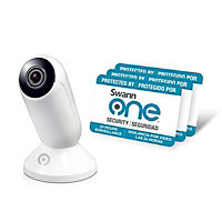 Swann SWO-SVC01K-UK Wireless Internal Smart camera