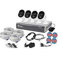 Swann SWDVK-845804-UK 1080p CCTV/DVR kit