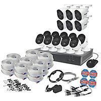 Swann SODVK-1645816-UK 1080p CCTV & DVR system kit