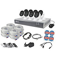 Swann SODVK-164588-UK 1080p CCTV & DVR system kit