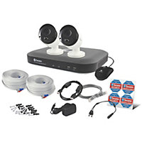 Swann SWDVK-449802-UK 5MP CCTV/DVR kit