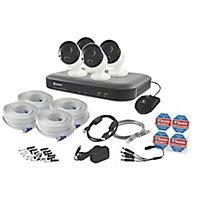 Swann SWDVK-849804-UK 5MP Wired CCTV & DVR system kit